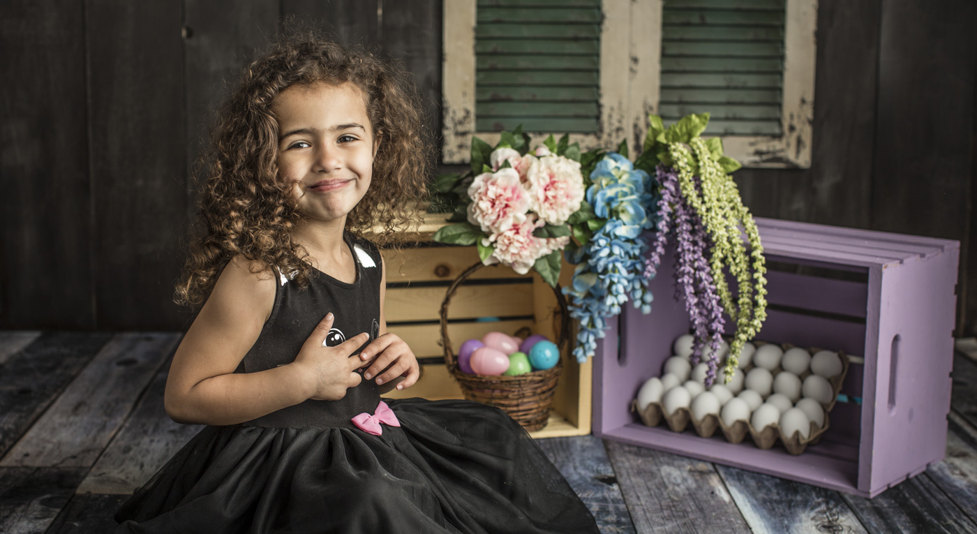 Jenn Elisabeth Photography Easter Portraits