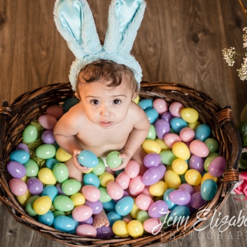 Jenn elisabeth photography about us jenn elisabeth photography easter babies in baskets solutioingenieria Image collections