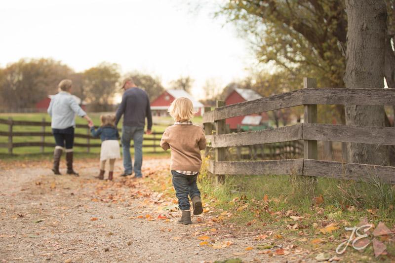 Maryland Fall Portraits