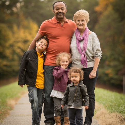 Fall Portraits Prince William County