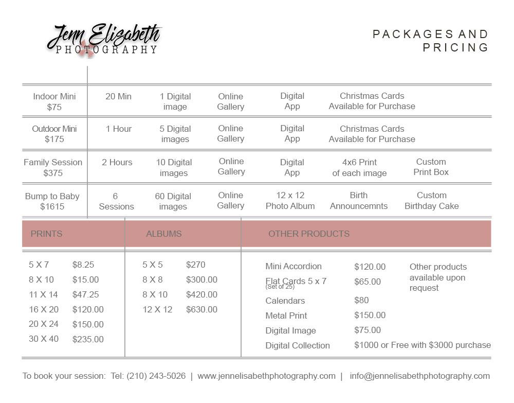 Holiday-Pricing-Sheet