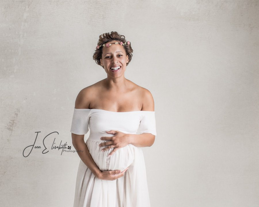 Jenn Elisabeth Photography Fine Art Maternity Portraits