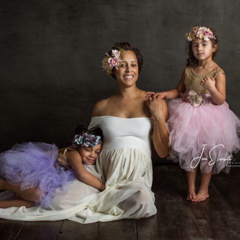 Jenn Elisabeth Photography Fine Art Maternity Portraits