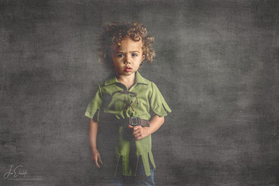 Creative Children's Portraiture