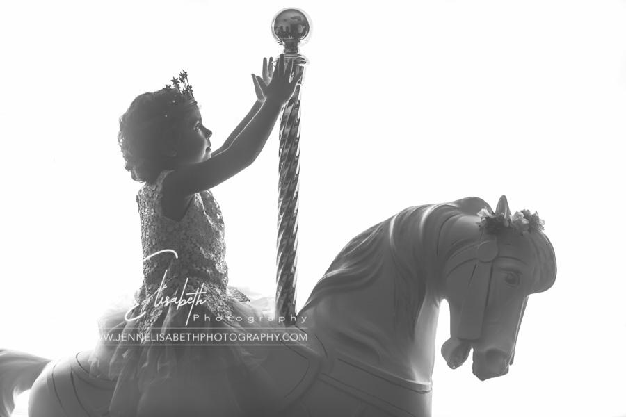 Carousel Horse Portraits