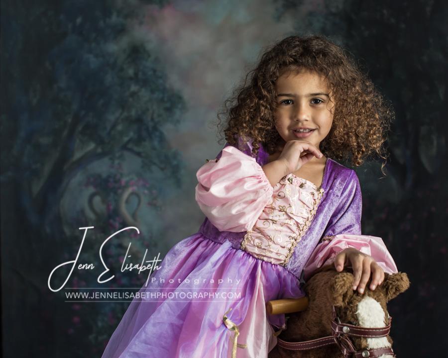 Fairy Tale Princess Portrait