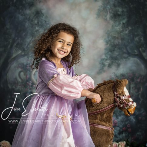 Fairy Tale Princess Portrait