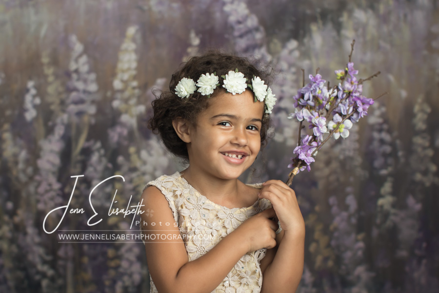Lavender Field Portraits