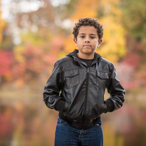 Fall Portraits Occoquan River