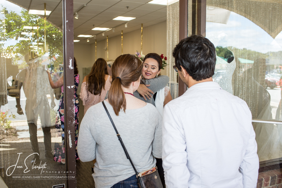 Vivid Bridal Boutique Grand Opening