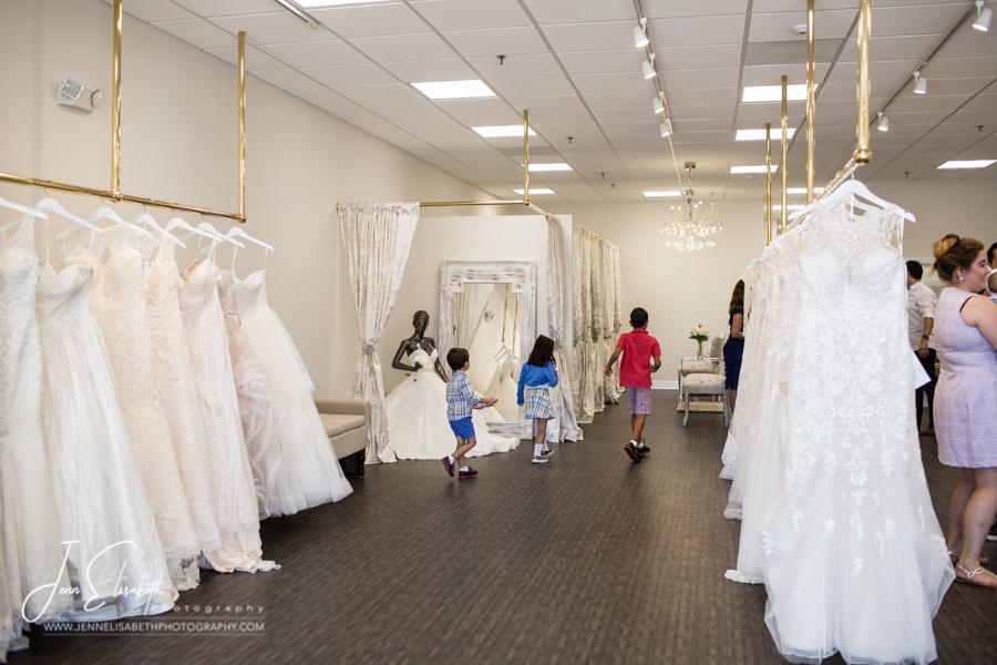 Tackett's Mill Bridal Boutique Grand Opening