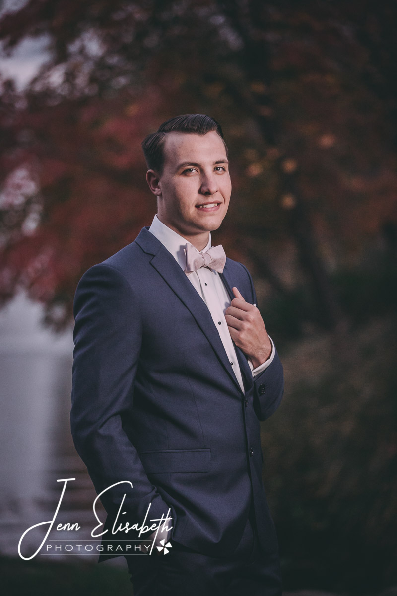Woodbridge Virginia Groom Portraits