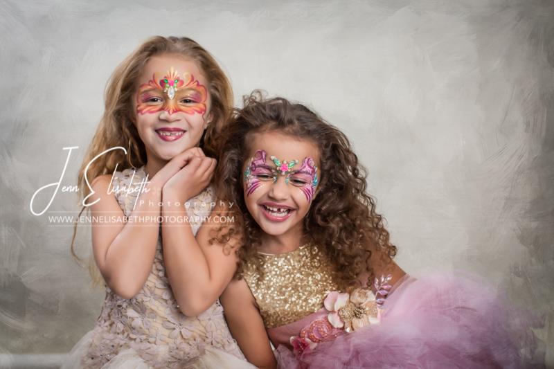 Carousel Masquerade Keepsake Portraits