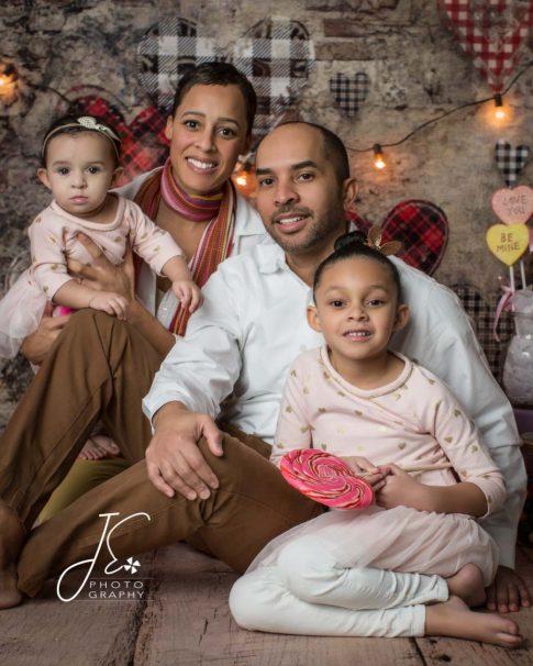 Valentine Family Portraits
