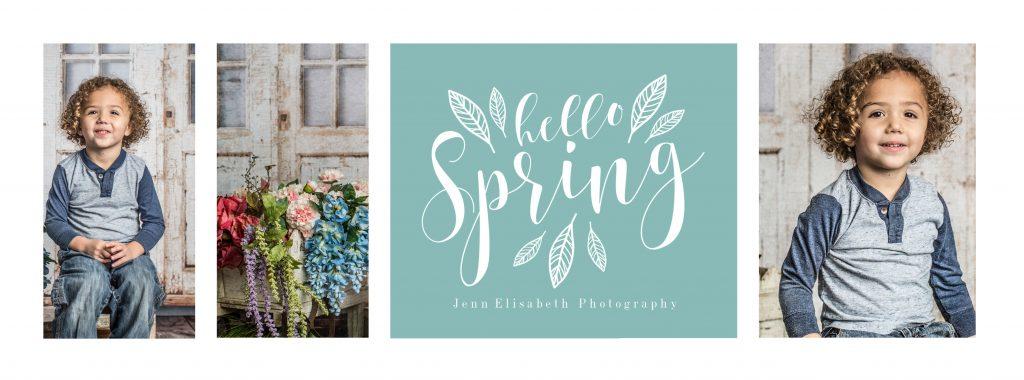 Hello Spring Facebook Timeline Cover