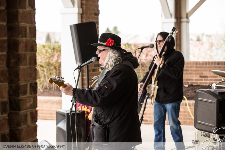 Musicians at Tackett's Mill Spring Fling Woodbridge VA Event - Photography