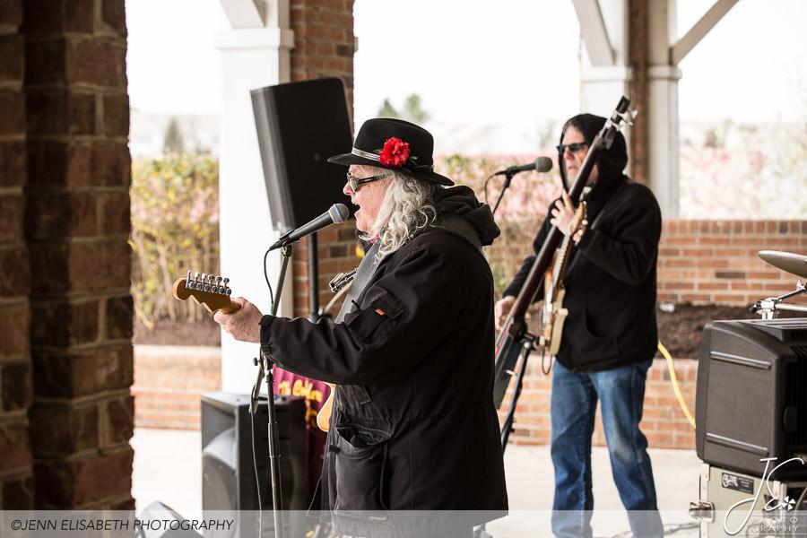 Musicians at Tackett's Mill Spring Fling Woodbridge VA Event - Photography