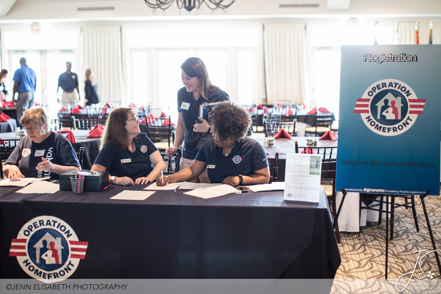 Event Photography in Northern Virginia with Operation Homefront