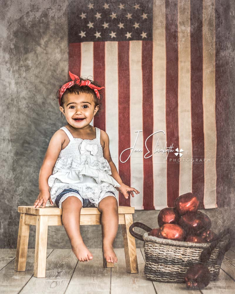 Fourth of July Portraits