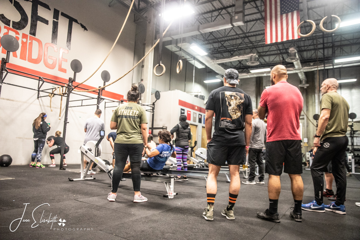 Open 2019 - Crossfit Woodbridge